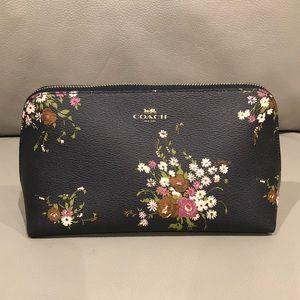 Coach Make-up Bag Floral